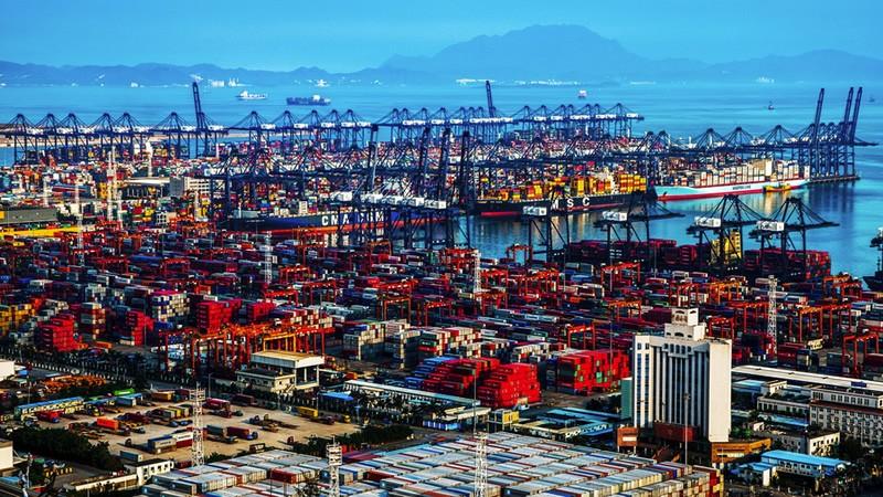 盐田港暂停出口重柜入闸 28日将恢复